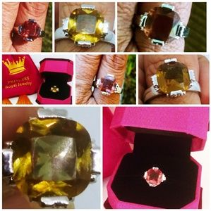 "3ct ""Russian"" alexandrite ring"